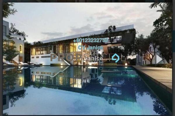 Bungalow For Sale in Cyberview Garden Villas, Cyberjaya Freehold Semi Furnished 5R/6B 3.75m