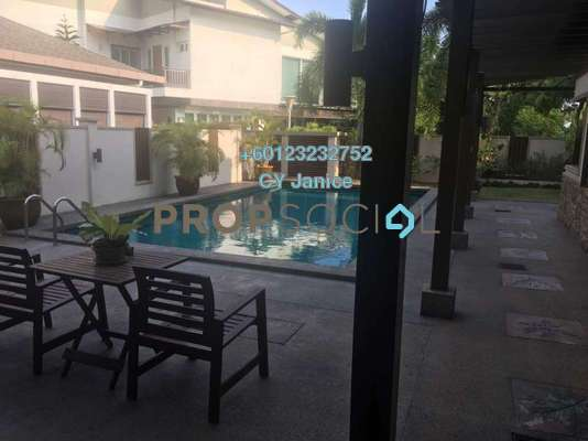 Bungalow For Sale in Perdana Lakeview East, Cyberjaya Freehold Semi Furnished 6R/6B 5.5m