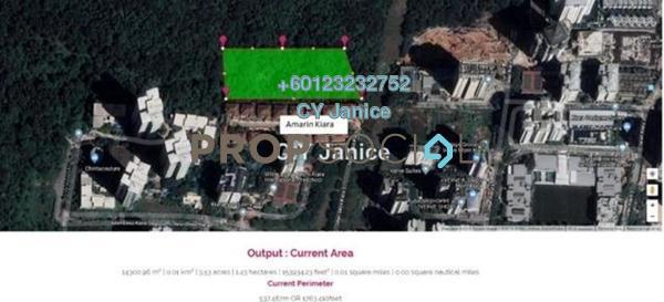 Land For Sale in Mont Kiara Damai, Mont Kiara Freehold Unfurnished 0R/0B 18.9m