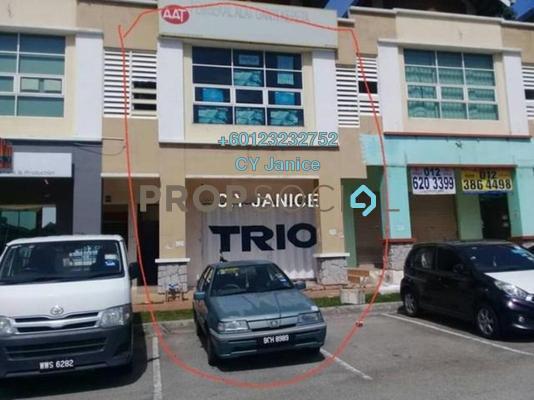 Shop For Sale in Bistari De Kota, Kota Damansara Leasehold Semi Furnished 0R/0B 1.6m