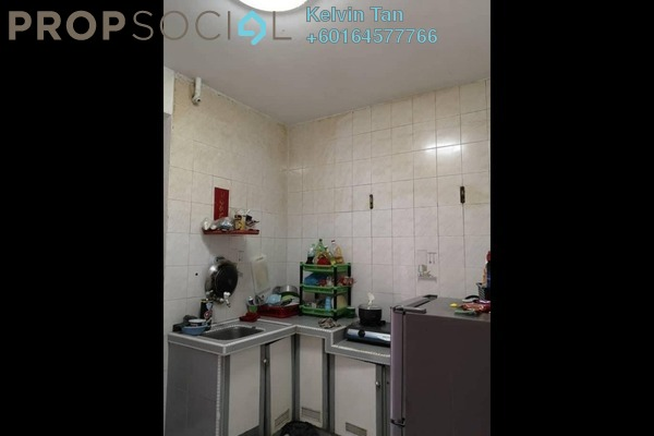 Apartment For Sale in Taman Jubilee, Sungai Nibong Freehold Unfurnished 3R/2B 375k