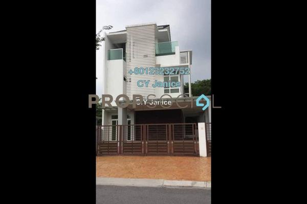 Bungalow For Sale in USJ Heights, UEP Subang Jaya Freehold Semi Furnished 6R/6B 2.7m