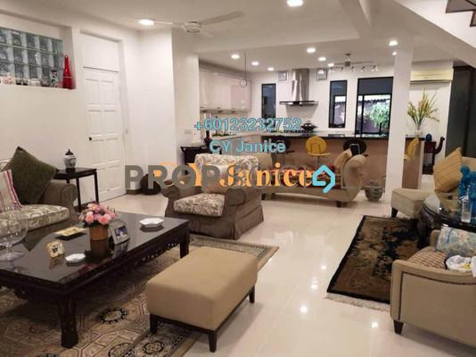 Semi-Detached For Sale in Medan Damansara, Damansara Heights Freehold Semi Furnished 4R/4B 2.88m