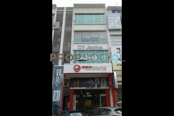 Shop For Sale in Puchong Gateway, Puchong Freehold Semi Furnished 0R/0B 3.3m