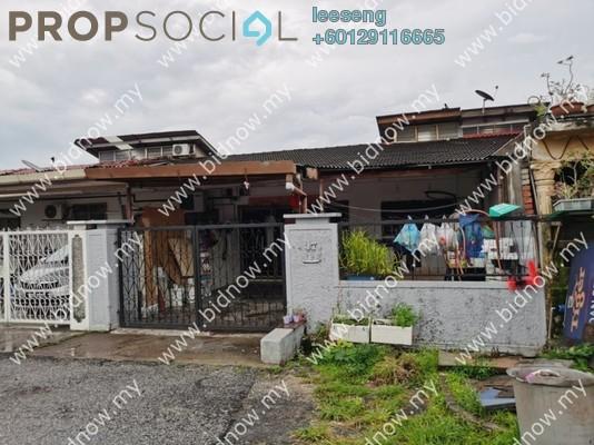 Terrace For Sale in Taman Desa Jaya, Kepong Freehold Unfurnished 0R/0B 405k