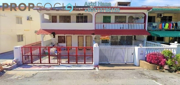 Terrace For Sale in Taman Taynton View, Cheras Freehold Semi Furnished 7R/4B 890k