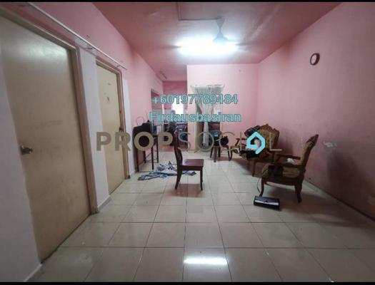 Apartment For Sale in Taman Puncak Kinrara, Bandar Kinrara Freehold Unfurnished 3R/2B 150k