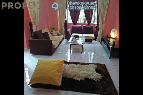 Condominium For Sale in Bukit OUG Condominium, Bukit Jalil Freehold Fully Furnished 2R/1B 268k