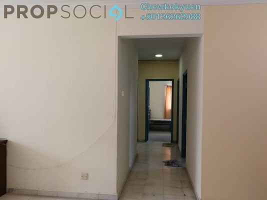 Condominium For Rent in Endah Regal, Sri Petaling Freehold Fully Furnished 2R/2B 1.6k