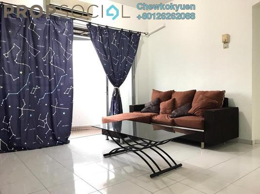 Condominium For Rent in BAM Villa, Cheras Freehold Fully Furnished 3R/2B 1.8k