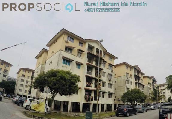 Apartment For Sale in Gugusan Mawar, Kota Damansara Freehold Unfurnished 3R/2B 230k