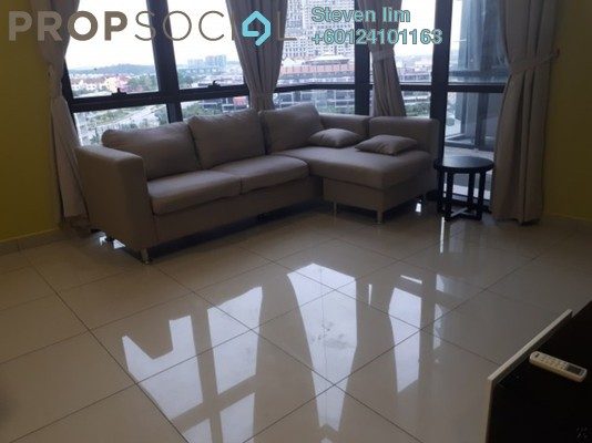 Condominium For Rent in Solstice @ Pan'gaea, Cyberjaya Freehold Fully Furnished 2R/2B 1.7k