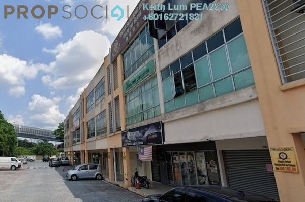Shop For Sale in Connaught Avenue, Cheras Freehold Semi Furnished 4R/4B 1.8m