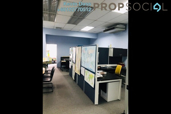 Office For Sale in Taman Aman Perdana, Klang Freehold Semi Furnished 3R/2B 750k