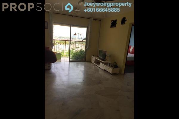 Apartment For Sale in Kenanga Apartment, Pusat Bandar Puchong Freehold Semi Furnished 3R/2B 330k