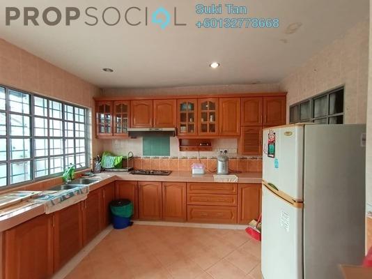 Terrace For Sale in Taman Intan Baiduri, Selayang Freehold Semi Furnished 4R/3B 720k