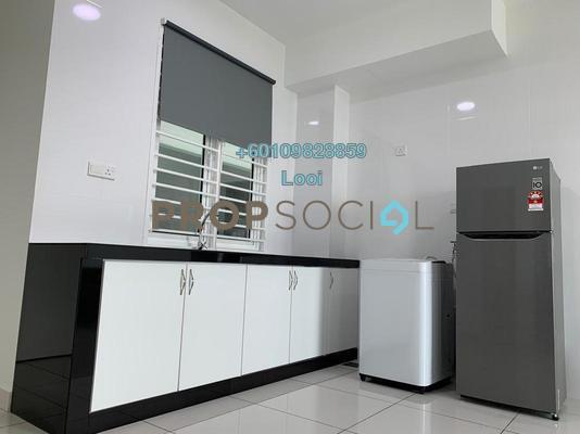 Condominium For Rent in PV18 Residence, Setapak Freehold Semi Furnished 3R/2B 1.6k