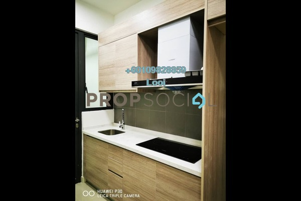 Condominium For Sale in PV18 Residence, Setapak Freehold Unfurnished 3R/2B 550k