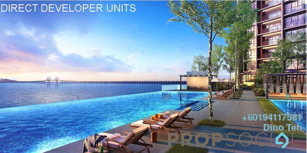 Condominium For Sale in The Light Collection IV, The Light Freehold Unfurnished 2R/2B 799k