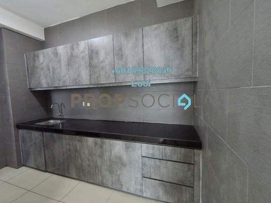 Condominium For Sale in PV18 Residence, Setapak Freehold Unfurnished 3R/3B 610k