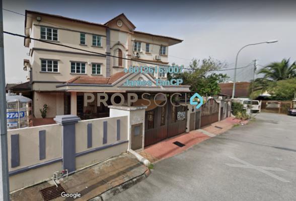 Semi-Detached For Sale in Taman Sentul Jaya, Sentul Freehold Semi Furnished 5R/5B 874k