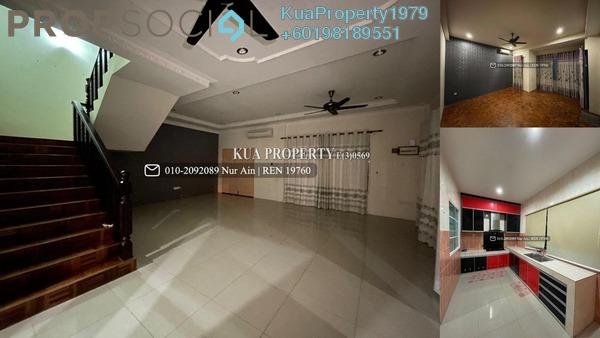 Terrace For Sale in Uni Garden, Kota Samarahan Freehold Unfurnished 4R/3B 580k