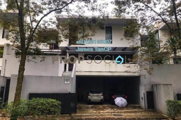 Terrace For Sale in 20trees, Melawati Freehold Semi Furnished 5R/6B 1.33m