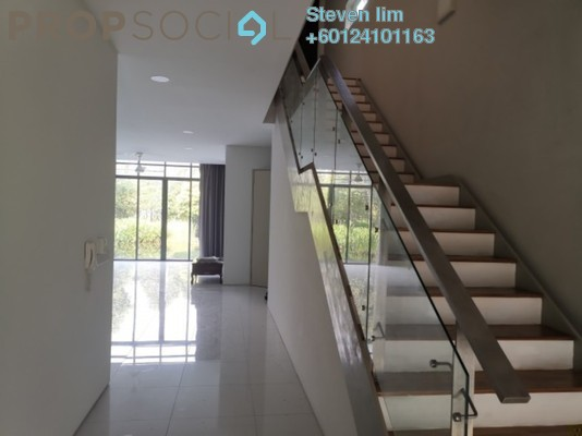 Terrace For Rent in Mirage By The Lake, Cyberjaya Freehold Semi Furnished 6R/6B 4.6k