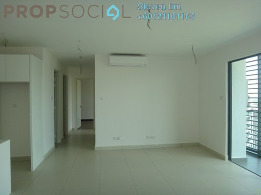 Condominium For Rent in Cristal Residence, Cyberjaya Freehold Semi Furnished 3R/2B 2k