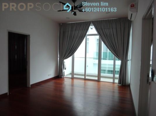 Semi-Detached For Rent in Clover @ Garden Residence, Cyberjaya Freehold Semi Furnished 5R/5B 3.2k