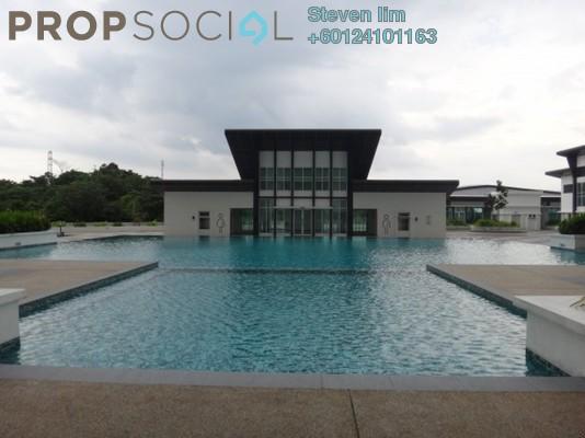 Condominium For Sale in Solstice @ Pan'gaea, Cyberjaya Freehold Unfurnished 3R/2B 490k