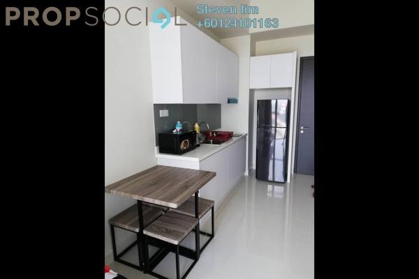Apartment For Sale in Third Avenue, Cyberjaya Freehold Semi Furnished 1R/1B 370k