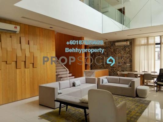 Bungalow For Sale in Long Branch Residences @ HomeTree, Kota Kemuning Freehold Fully Furnished 6R/8B 3.29m