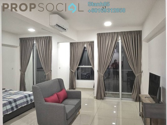 Condominium For Rent in Nadayu63, Melawati Freehold Fully Furnished 0R/1B 1.3k