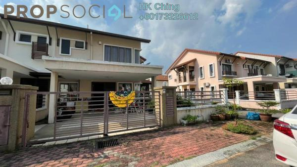 Terrace For Sale in BK9, Bandar Kinrara Freehold Fully Furnished 4R/3B 1.39m