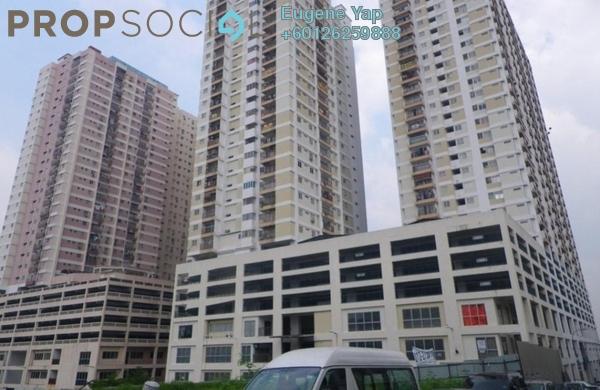 Serviced Residence For Sale in Plaza Medan Putra, Bandar Menjalara Freehold Unfurnished 3R/2B 330k
