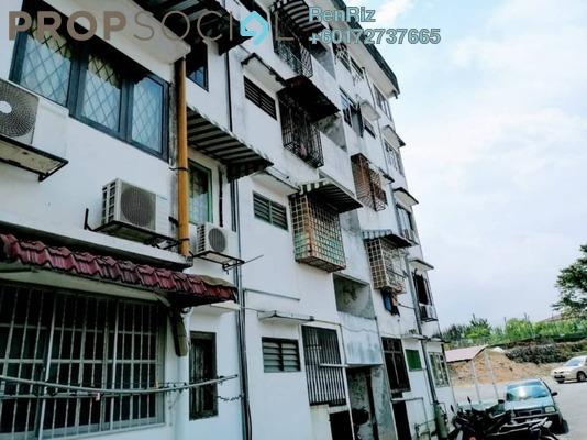 Apartment For Sale in Taman Sungai Jelok, Kajang Freehold Semi Furnished 3R/2B 150k