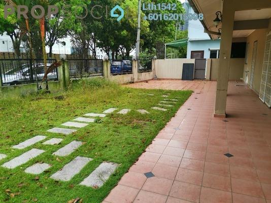 Terrace For Sale in Sungai Congkak, Bukit Rimau Freehold Semi Furnished 4R/3B 1.1m