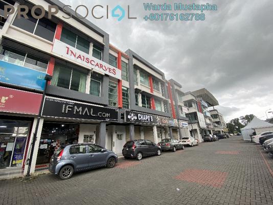 Shop For Sale in Bangi Gateway, Bandar Baru Bangi Freehold Semi Furnished 0R/6B 2.25m