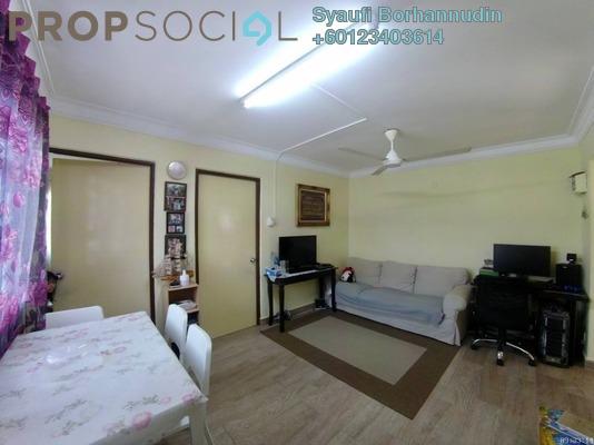 Apartment For Sale in Taman Setiawangsa, Setiawangsa Leasehold Unfurnished 2R/1B 218k