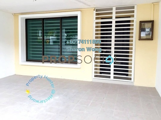 Terrace For Sale in Palmyra Residences, Balik Pulau Freehold Unfurnished 4R/3B 520k