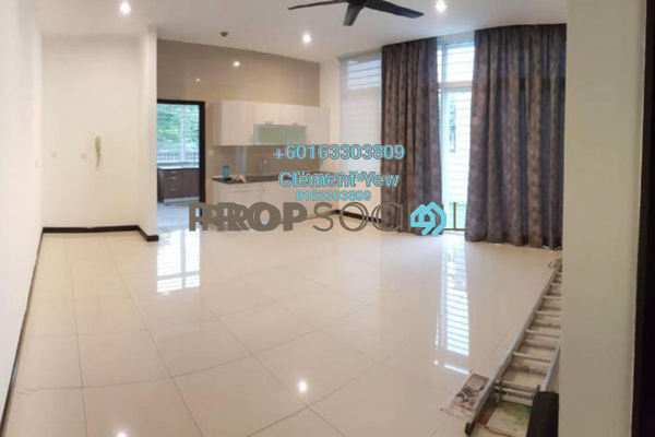 Semi-Detached For Rent in Setia Eco Park, Setia Alam Freehold Semi Furnished 4R/5B 4.5k