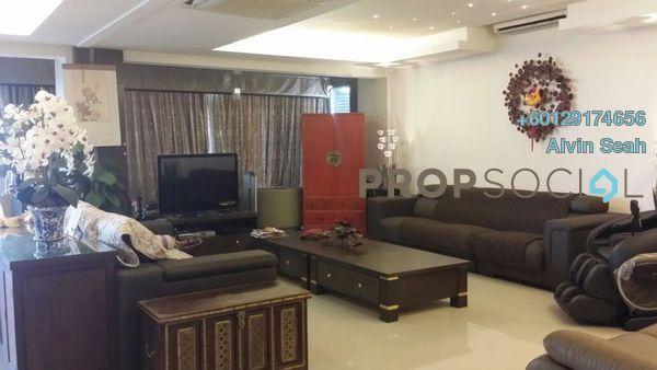Condominium For Sale in Ameera Residences, Petaling Jaya Freehold Semi Furnished 5R/6B 1.9m