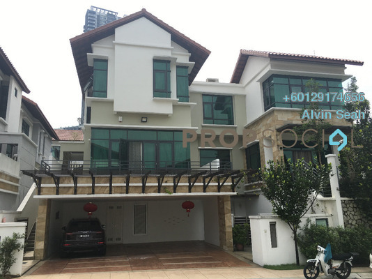 Bungalow For Sale in BayRocks, Bandar Sunway Freehold Fully Furnished 4R/5B 7m