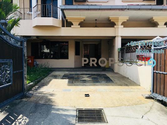 Terrace For Sale in BU10, Bandar Utama Freehold Semi Furnished 5R/4B 1.7m