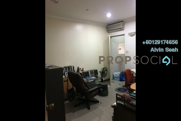 Terrace For Sale in BU3, Bandar Utama Freehold Semi Furnished 5R/4B 2.3m