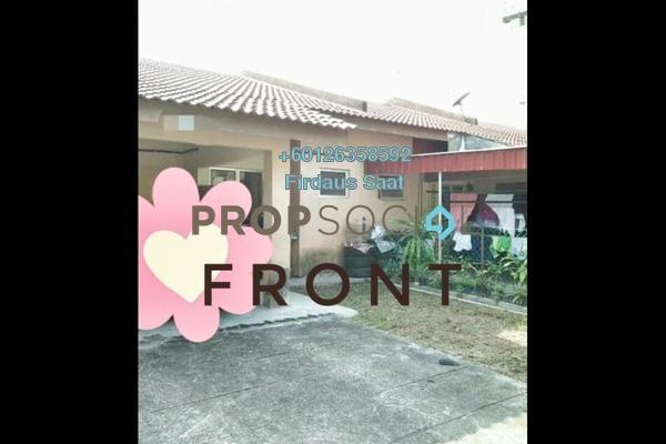 Terrace For Sale in Pastura @ Iringan Bayu, Mambau Freehold Unfurnished 3R/2B 180k