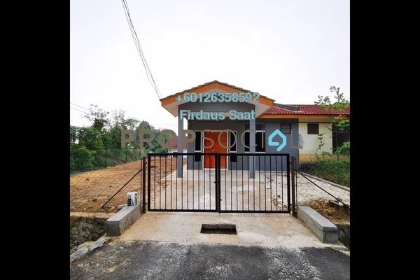 Terrace For Sale in Taman Sendayan Indah, Sendayan Freehold Unfurnished 3R/2B 230k
