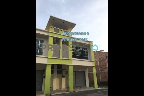 Shop For Sale in Lukut, Port Dickson Freehold Unfurnished 0R/0B 650k