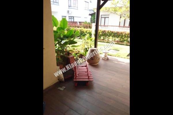 Semi-Detached For Sale in Glenmarie Cove, Port Klang Freehold Unfurnished 4R/4B 930k